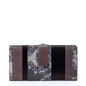 Small Hobo Krista Patchwork Wallet- Multicolor|abareusagi-usa