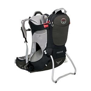 10000124 One Size Osprey Packs Poco AG Child Carrier, Black|abareusagi-usa