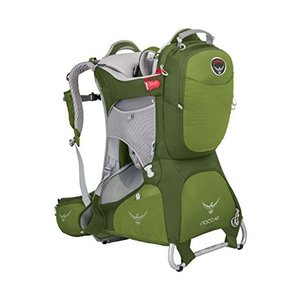 10000120 One Size Osprey Packs Poco AG Plus Child Carrier, Ivy Green|abareusagi-usa