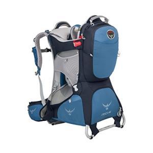 10000119 One Size Osprey Packs Poco AG Plus Child Carrier, Seaside Blue|abareusagi-usa