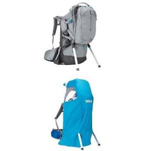Thule Sapling Child Carrier and Rain Cover|abareusagi-usa