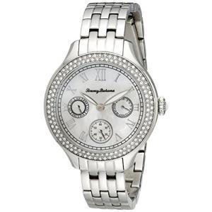 10018329 Tommy Bahama  Women's 10018329 Waikiki Dream Multifunction Crystal-Accented Stainless Steel Watch|abareusagi-usa