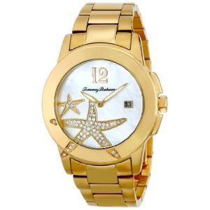 TB4056 Tommy Bahama Swiss Women's TB4056 Bimini Starfish Analog Display Japanese Quartz Gold Watch|abareusagi-usa