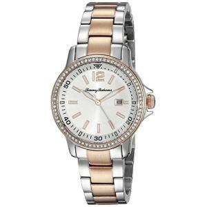10019256 Tommy Bahama  Women's 10019256 Island Breeze Analog Display Japanese Quartz Silver Watch|abareusagi-usa