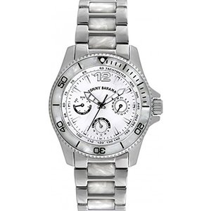TB4052 Tommy Bahama Swiss Women's TB4052 Riviera Round Multi-Function Bracelet Watch|abareusagi-usa