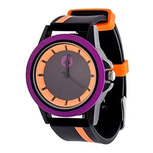 AWW-5099-OR Airwalk Chinese-Automatic Watch with Silicone Strap, Black (Model: AWW-5099-OR)|abareusagi-usa