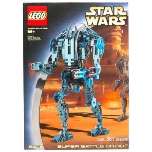 8012 LEGO Star Wars Super Battle Droid (8012) abareusagi-usa