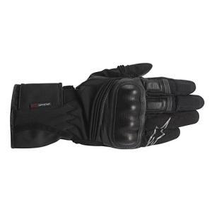 8051194517012 X-Large Alpinestars Valparasio Drystar Men's Street Motorcycle Gloves - Black/X-Large|abareusagi-usa