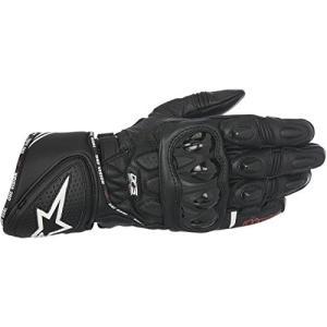 8051194988645 X-Large Alpinestars GP Plus R Leather Gloves, Distinct Name: Black, Gender: Mens/Unisex, Primary Color: Black, Size:|abareusagi-usa