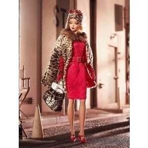 Gold Label Limited Edition Silkstone Barbie Doll Red Hot Reviews|abareusagi-usa