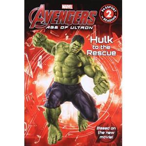 Marvel's Avengers: Age of Ultron: Hulk to the Resc...