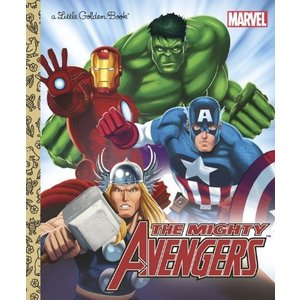 9780307931092 The Mighty Avengers (Marvel: The Ave...
