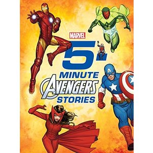 5-Minute Avengers Stories (5-Minute Stories)