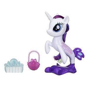マイリトルポニーmy little pony the movie glitter style seapony