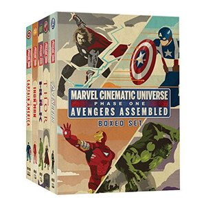 Marvel Cinematic Universe: Phase One Book Boxed Se...