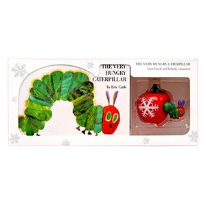 The Very Hungry Caterpillar Board Book and Ornamen...
