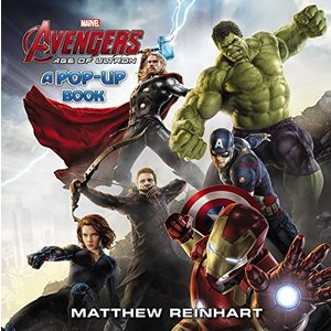 Marvel's Avengers: Age of Ultron: A Pop-Up Book (M...