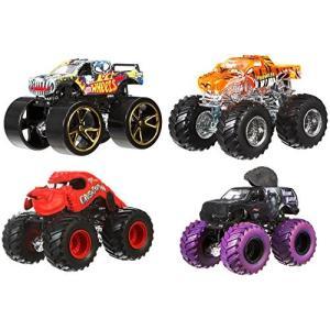 H9577 One Size Hot Wheels Monster Jam Tour Favorites ? Styles May Vary|abareusagi-usa