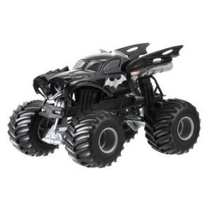 BGH29 1:24 Scale Hot Wheels Monster Jam Batman Die-Cast Vehicle, 1:24 Scale|abareusagi-usa