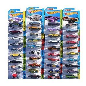 1:64 Scale Hot Wheels 24-Car Random Assortment Party Pack 2014 and Newer|abareusagi-usa