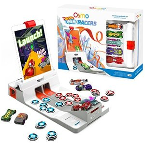 901-00006 Osmo - Hot Wheels MindRacers Game Kit for iPad - Ages 7 +  - Race a Real Hot Wheel On Screen - (Osmo iPad Base Included)|abareusagi-usa