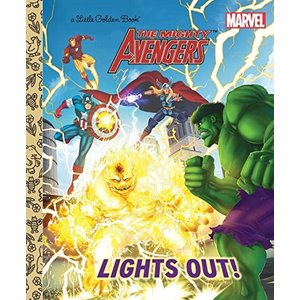 Lights Out! (Marvel: Mighty Avengers) (Little Gold...