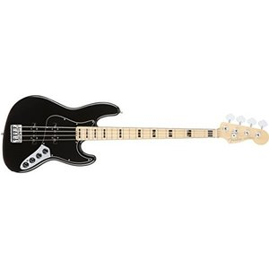 フェンダーFender American Elite Jazz Bass -Black