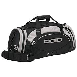 711003-BLACK 11.75 x 20 x 10-Inch OGIO All Terrain Duffle Bag (Black)|abareusagi-usa