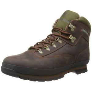 TB095100214 9 Timberland Men's Euro Hiker Boot,Brown,9 M|abareusagi-usa