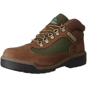 A18A6 7.5 Timberland Mens Field Boot F/L Waterproof, Brown, Size 7.5|abareusagi-usa