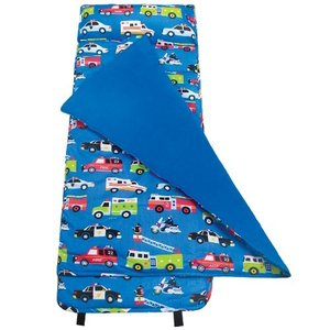 28111 OK Nap Mats Wildkin Nap Mat with Pillow for Toddler Boys and Girls, Perfect Size for Daycare and Preschool, Designed to Fit abareusagi-usa