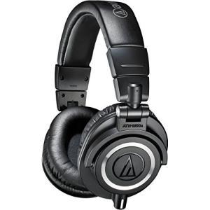 ATH-M50x ATH-M50X Audio-Technica ATH-M50x Professional Studio Monitor Headphones, Black|abareusagi-usa