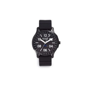 One Size Nixon Men's Ascender Sport Watch, 44mm, Black, One Size abareusagi-usa