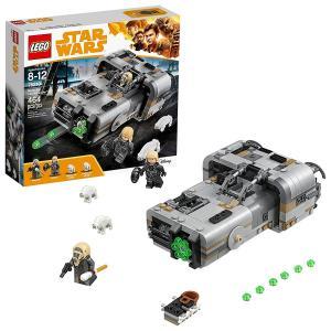 LEGO Star Wars Solo: A Star Wars Story Moloch's Landspeeder 75210 Building Kit (464 Piece) abareusagi-usa