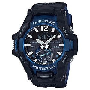 Men's Casio G-Shock Master of G Gravity Master Aviation Concept Watch GRB100-1A2|abareusagi-usa