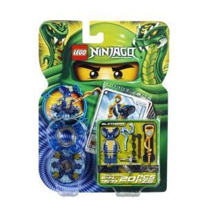 LEGO Ninjago Slithraa 9573 abareusagi-usa