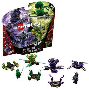 LEGO NINJAGO Spinjitzu Lloyd vs. Garmadon 70664 Building Kit, 2019 (208 Pieces) abareusagi-usa