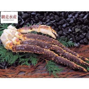 022 生たらばがに足(大・1kg・生冷凍・タラバ蟹) ギフト 贈答 自宅用 加熱用 バーベキュー ...
