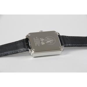 腕時計 代引不可 高級蒔絵時計 浄雅 URUSHI 漆 MAKIE 蒔絵 漆塗り ハンドメイド文字盤 「跳ね馬」 自動巻 メンズ 腕時計 G01003|abbeyroad|04