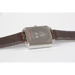 腕時計 代引不可 高級蒔絵時計 浄雅 URUSHI 漆 MAKIE 蒔絵 漆塗り ハンドメイド文字盤 「森の忍者」 自動巻 メンズ 腕時計 G01006|abbeyroad|04