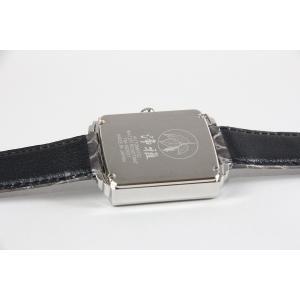 腕時計 代引不可 高級蒔絵時計 浄雅 URUSHI 漆 MAKIE 蒔絵 漆塗り ハンドメイド文字盤 「夕焼けに光堂」 自動巻 メンズ 腕時計 G01011|abbeyroad|04