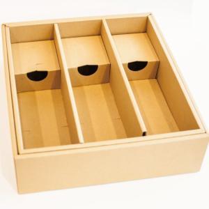 ギフト用化粧箱(3本入りサイズ)|abc-afactory