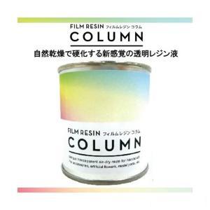 フィルムレジンコラム80g(数量限定:おためしワイヤー付き) FILM RESIN COLUMN