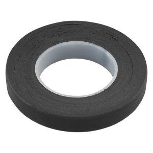 フローラ フラワーテープ 幅12.5mm ブラック メール便/宅配便可  ftape-bk|abc-craft