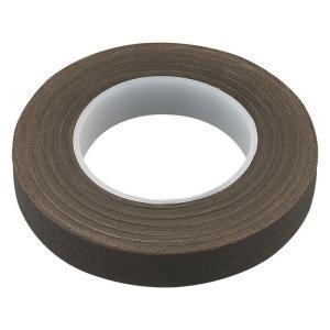 フローラ フラワーテープ 幅12.5mm ブラウン メール便/宅配便可  ftape-br|abc-craft