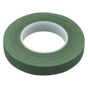フローラ フラワーテープ 幅12.5mm グリーン メール便/宅配便可  ftape-gr|abc-craft