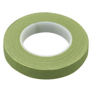 フローラ フラワーテープ 幅12.5mm ライトグリーン メール便/宅配便可  ftape-lg|abc-craft