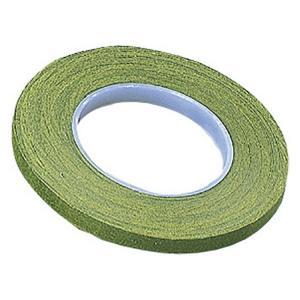 フローラ フラワーテープ 幅6mm ライトグリーン メール便/宅配便可  ftape-lg-6mm|abc-craft