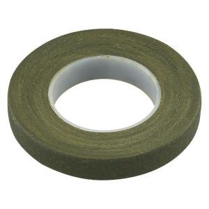 フローラ フラワーテープ 幅12.5mm オリーブグリーン メール便/宅配便可  ftape-og|abc-craft