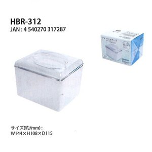ハード二ング3Dシリコンゲル ティッシュケース  hbr-312|abc-craft